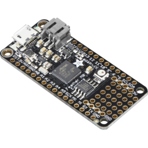 Adafruit 5V Ready Triple-axis Accelerometer, +-3g Analog Out